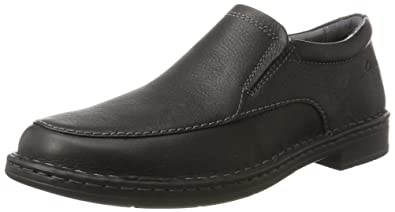 Clarks Ashmont Way, Mocassins Homme, Marron (Brown), 44.5 EU