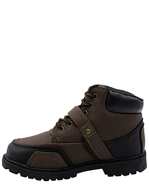363bcb13a88 Amazon.com | U.S. Polo Assn. Kids Andes Strap Boot (Little Kid ...
