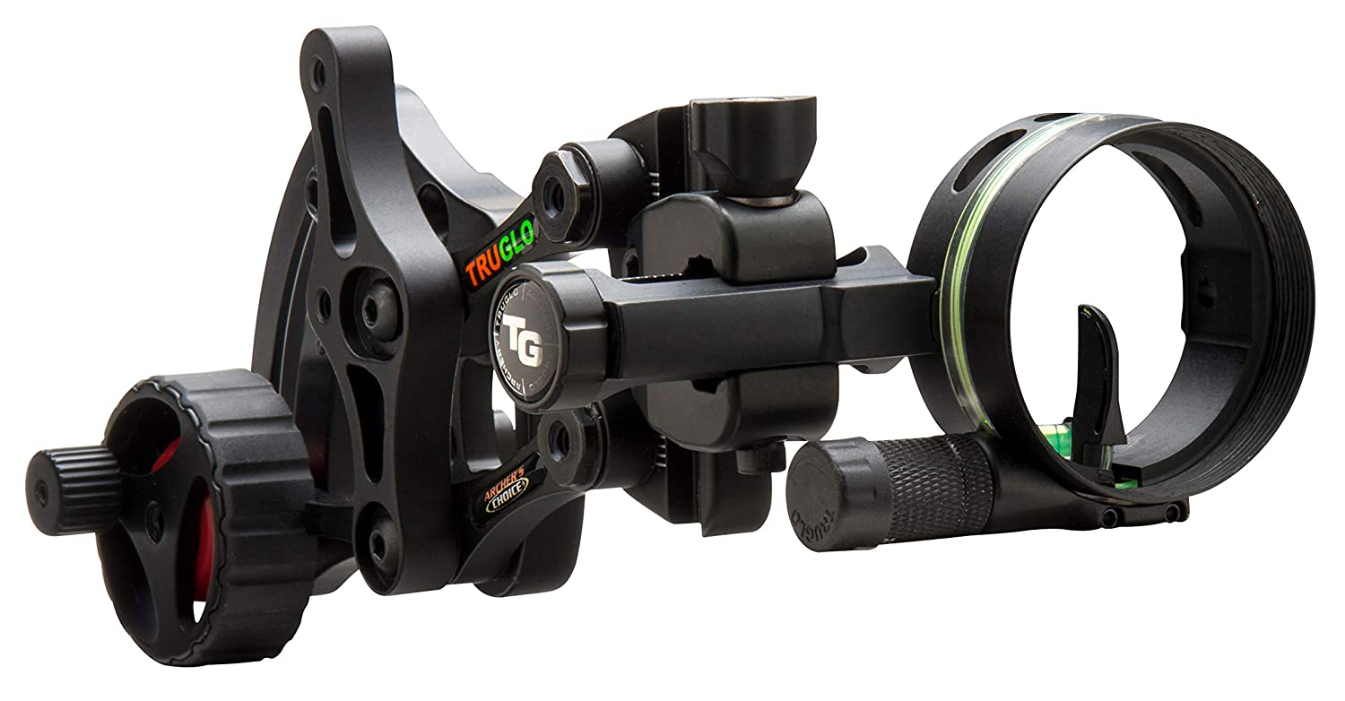 TRUGLO Range-Rover Series Single-Pin Moving Bow Sight