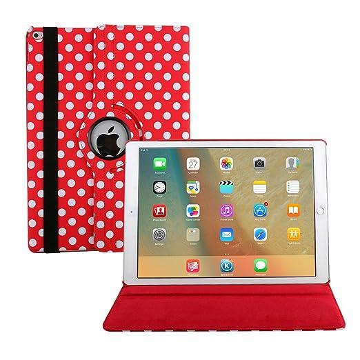 7 opinioni per Custodia iPad 2/3/4, Avril Tian Rotazione a 360 ° Multiangolare Magnetico