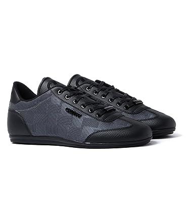 the latest 4077c 65e45 Cruyff Recopa Zapatillas clásicas para Hombre en Color Negro y Gris - UK  12  Cruyff  Amazon.es  Zapatos y complementos