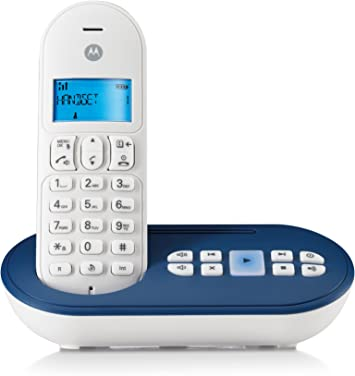 Motorola T111 Teléfono Doméstico: Amazon.es: Electrónica