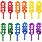 Champion Sports Scoop Ball Set: Classic Outdoor Lawn Party & Kids Game in 6 Assorted Colors