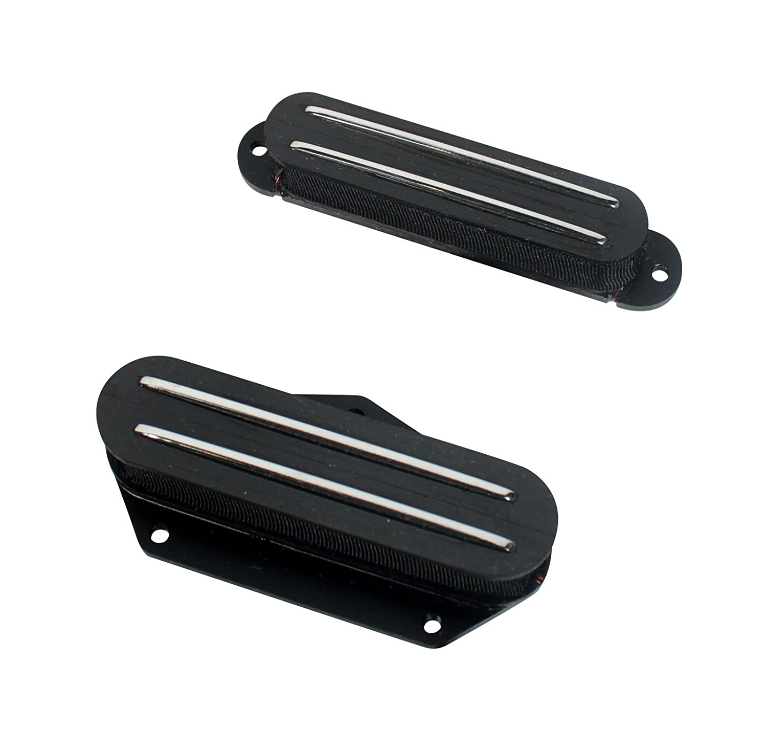 Amazon.com: JBE Joe Barden Danny Gatton T-Style Pickup Set for Fender Tele  Telecaster- Black: Musical Instruments