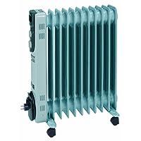 Einhell MR 1125/1 Ölradiator, 2500 Watt, 3 Heizstufen, stufenloser Thermostatregler