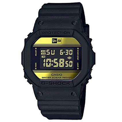 e2d592d419f CASIO G-Shock X New ERA DW-5600NE-1 35th Anniversary Collaboration Watch