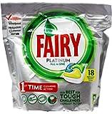 Fairy Auto Dish Wash Platinum, 18 Capsules