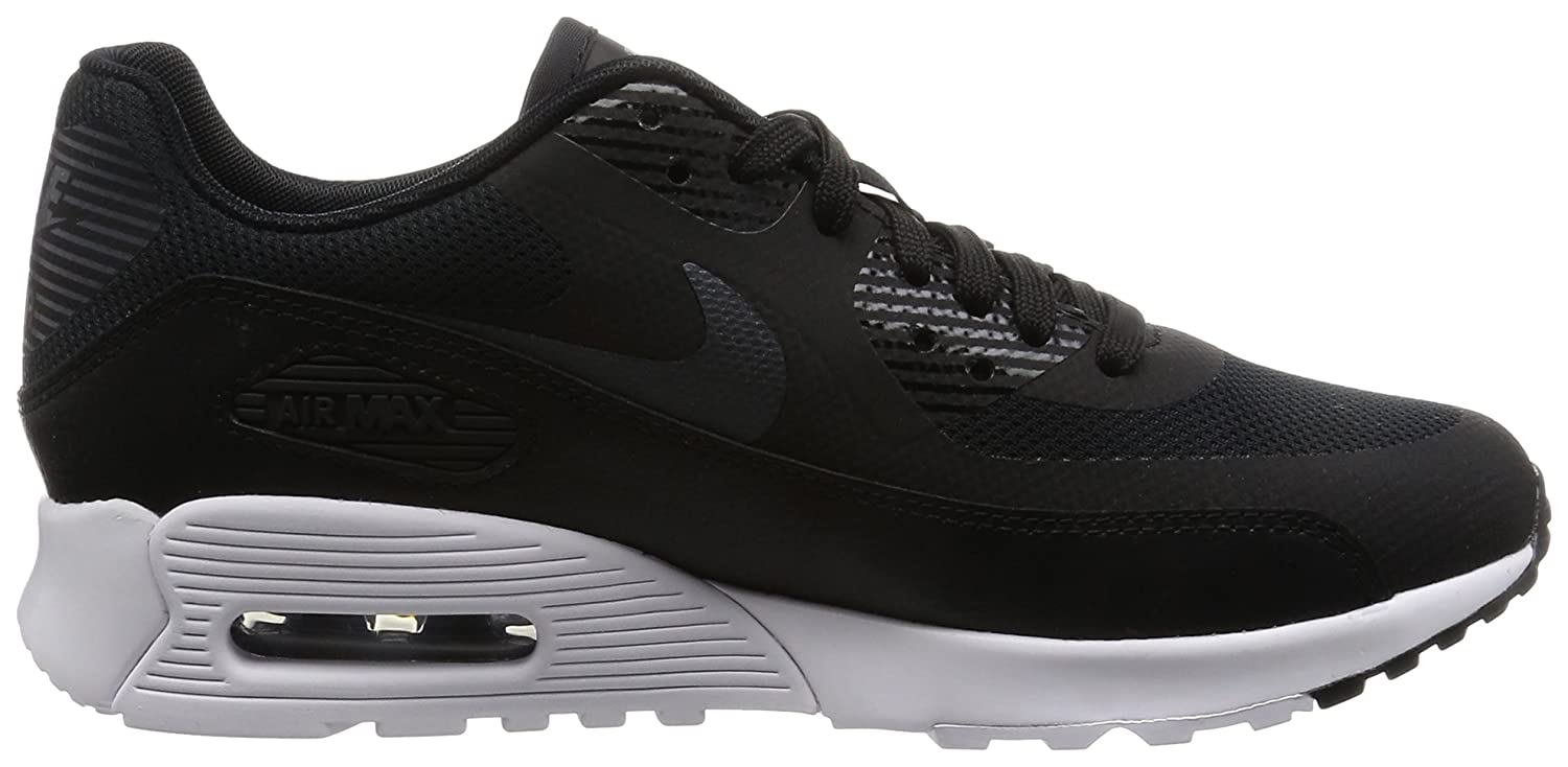 NIKE Women's Air Max 90 Ultra 2.0 Running Shoe B01N4MOOJH 6.5 B(M) US|Black