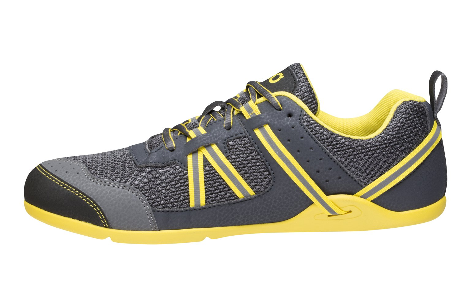 Xero Shoes Prio - Men's Minimalist Barefoot Trail and Road Running Shoe - Fitness, Athletic Zero Drop Sneaker - True Yellow by Xero Shoes (Image #4)