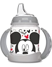 NUK Disney Learner Cup with Silicone Spout, Mickey Mouse, 5 Oz