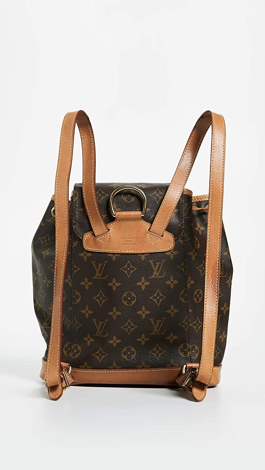 b6fa6ea44a34 ... Amazon.com What Goes Around Comes Around Womens Louis Vuitton Monogram  Montsouris Backpack