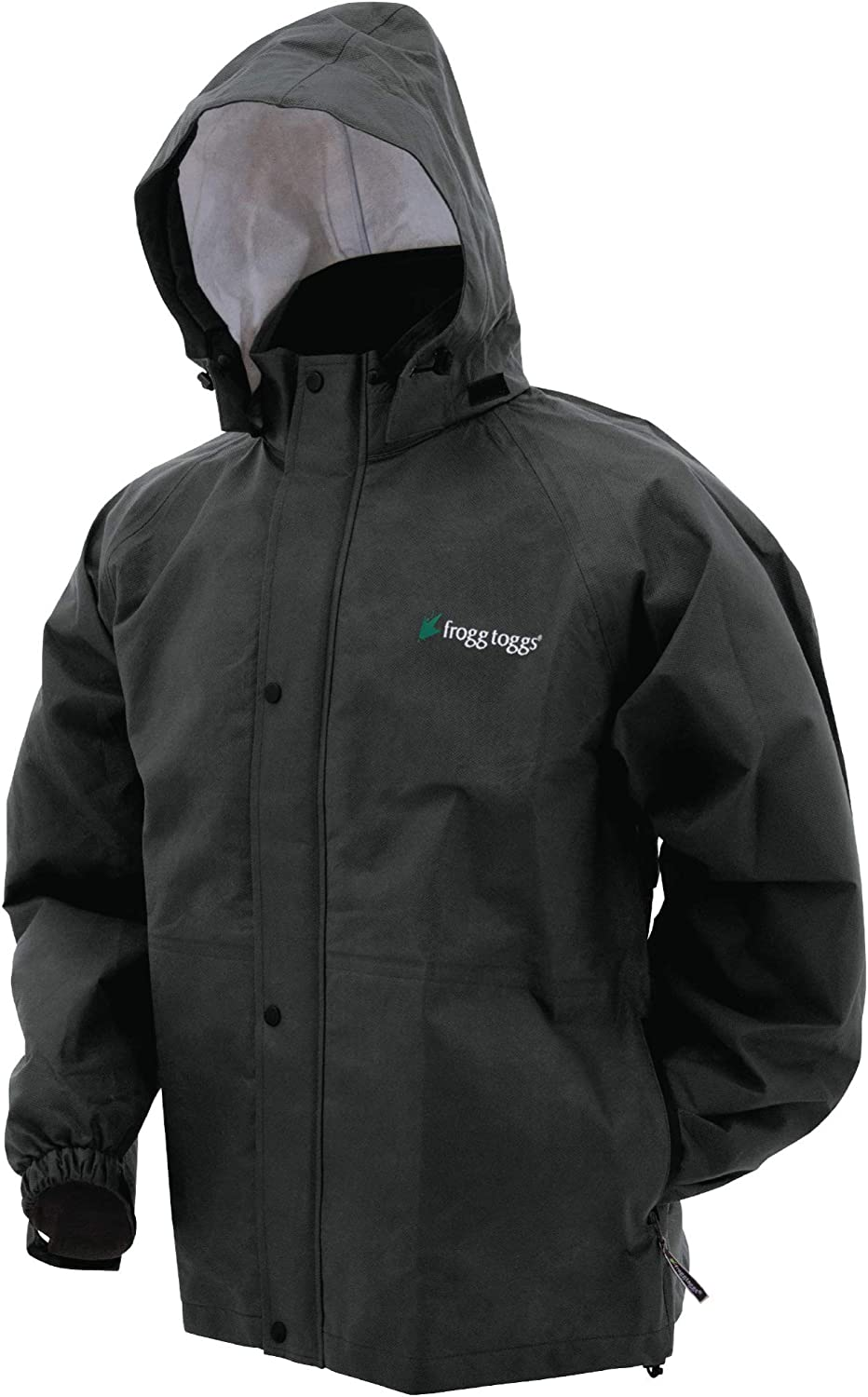 FROGG TOGGS Men's Signature Bull Frogg Waterproof Breathable Rain Jacket