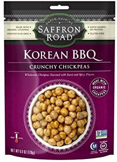 product image for Saffron Road Chickpea Korean Bbq