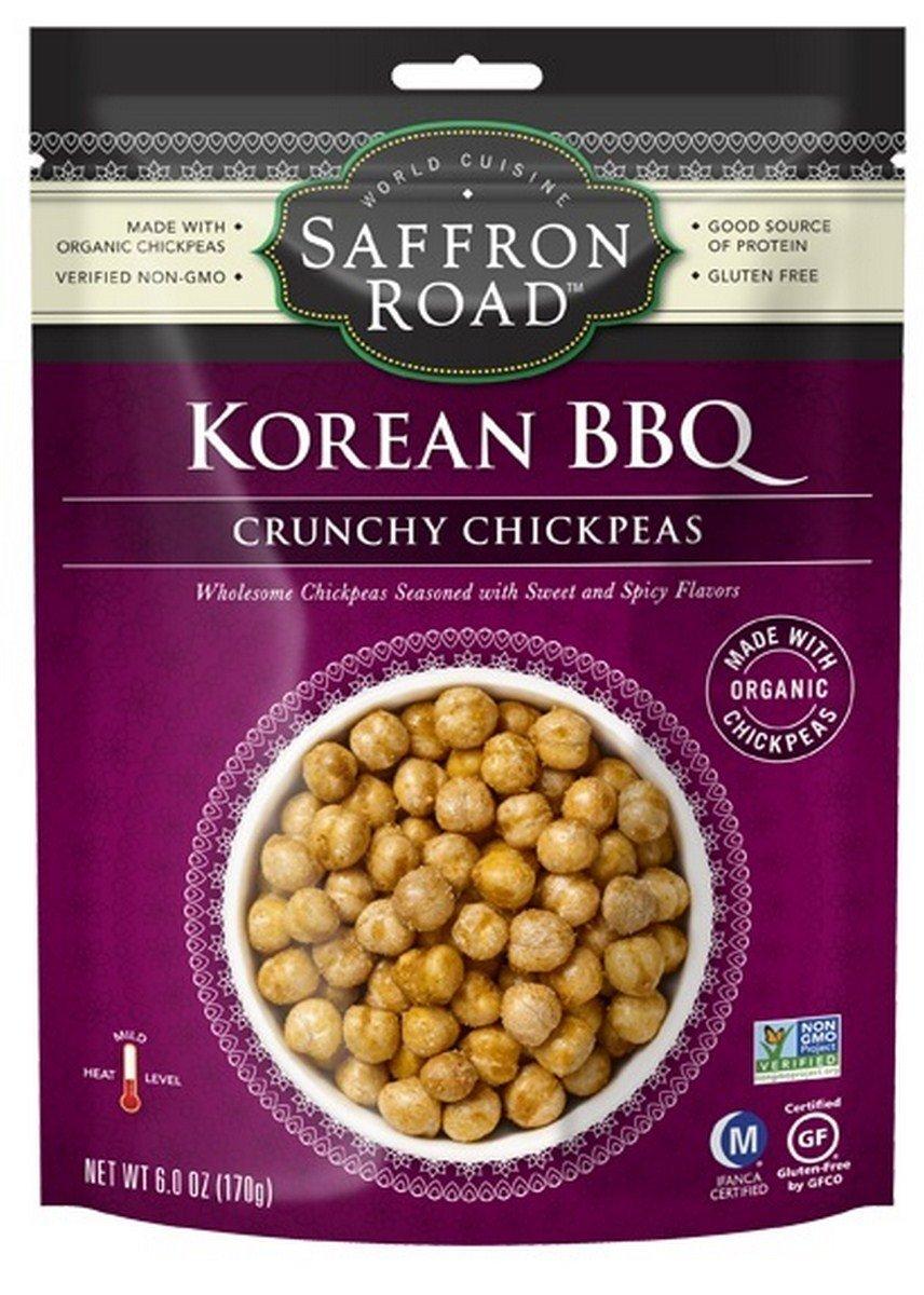 Saffron Road Chickpea Korean Bbq