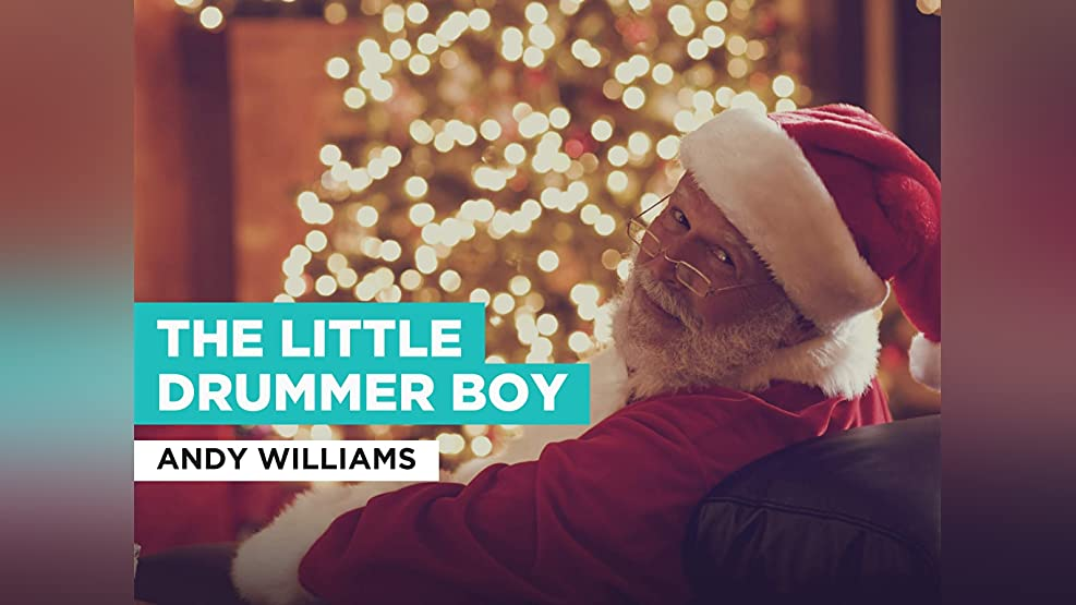 The Little Drummer Boy in the Style of Andy Williams