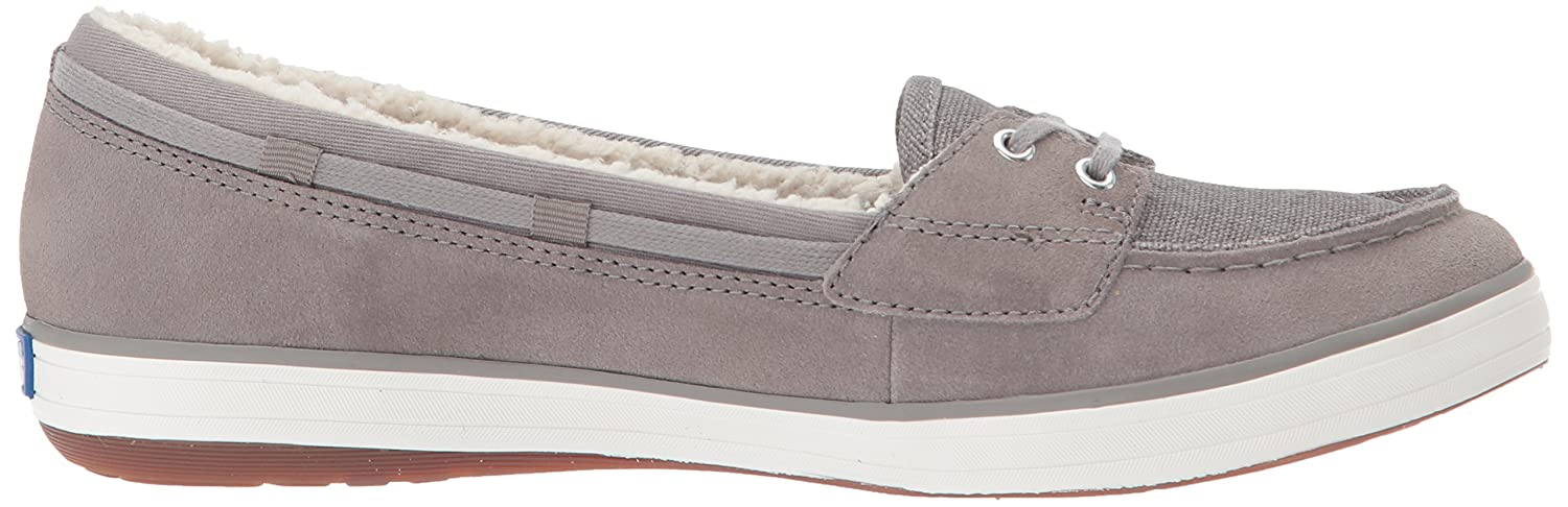 Keds Womens Glimmer Suede Sneaker