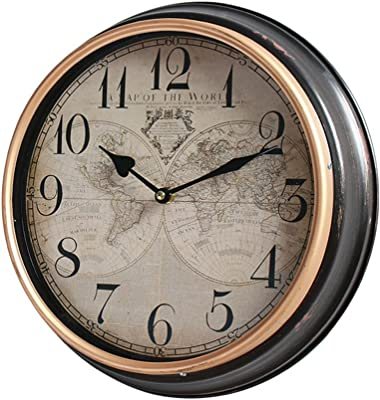 Amazon Com Things2die4 Wood Wall Clocks Cafe De