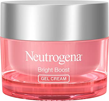 Neutrogena Bright Boost Brightening Gel Moisturizing Face Cream