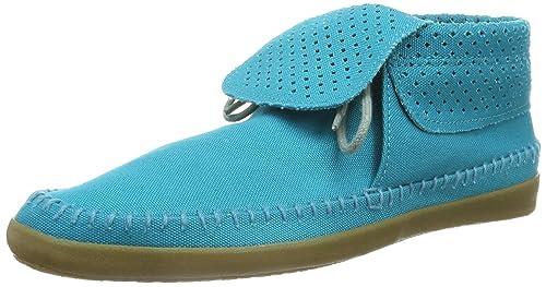 Vans W Mohikan (Perfed) Tile B, Mocasines para Mujer: Amazon.es: Zapatos y complementos