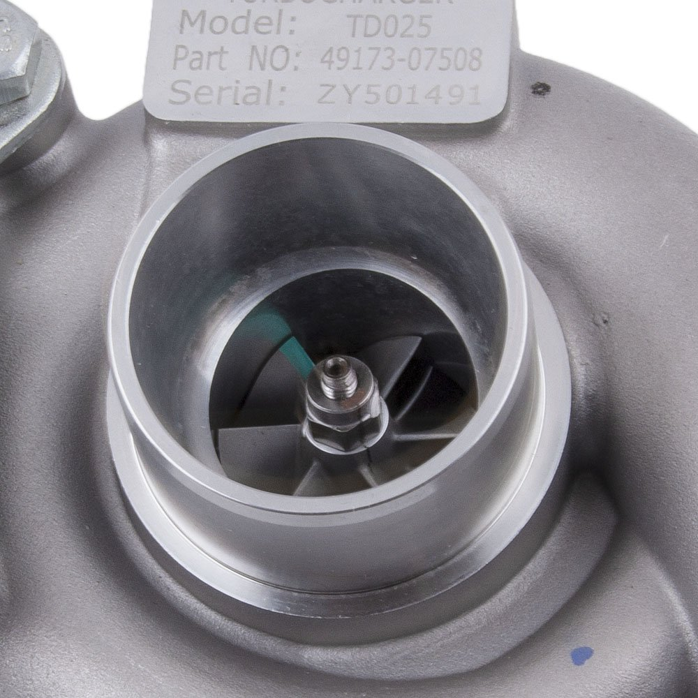 Amazon.com: for Ford Foucus C-MAX TURBO CHARGER 1.6 DIESEL TDCi DV6 Engine 90PSi BHP TD02: Automotive