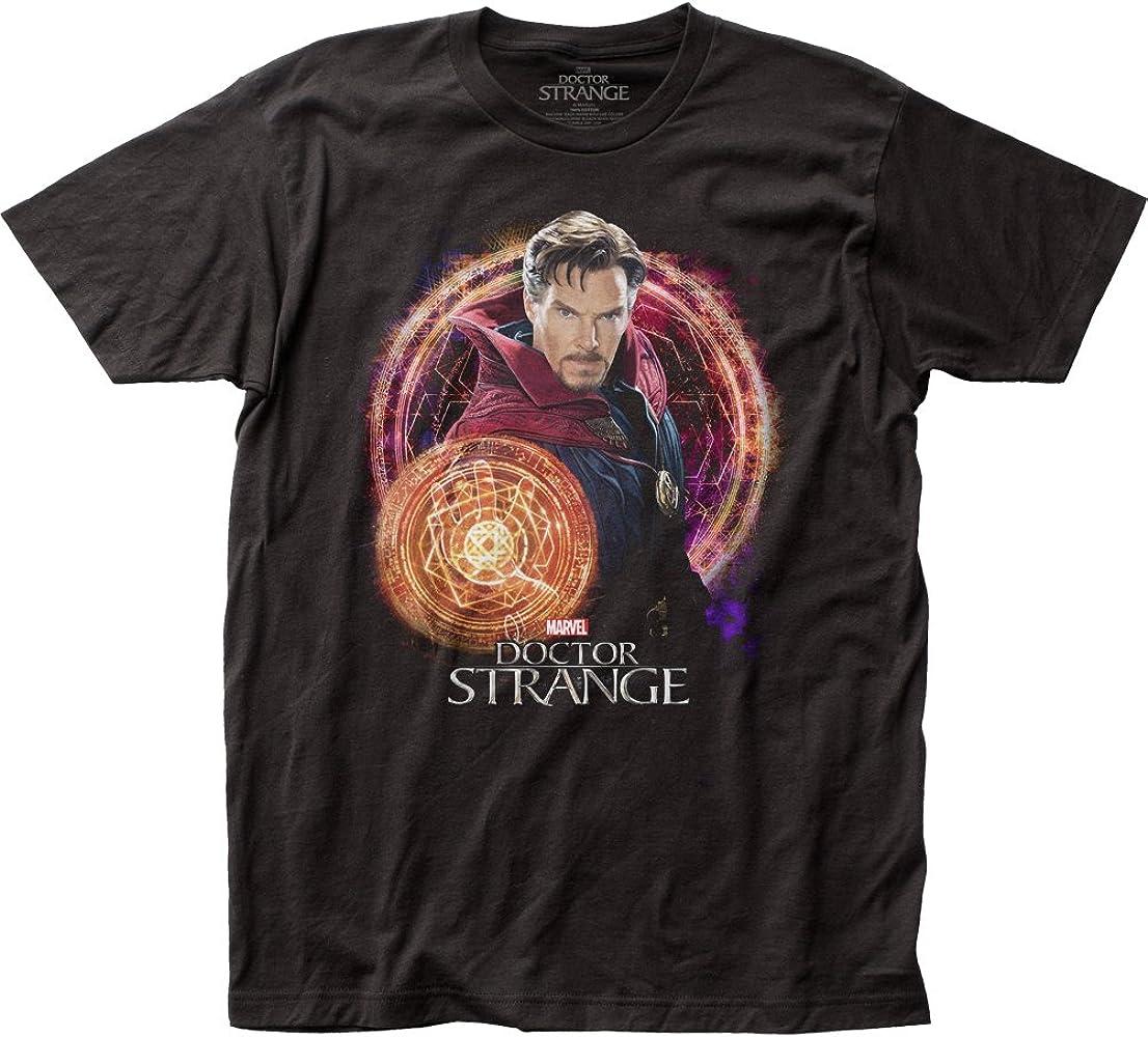 Dr Strange Black Magic Men/'s T-Shirt