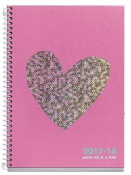 Agatha Ruiz de la Prada 270008 - Agenda escolar plus, 155 x ...