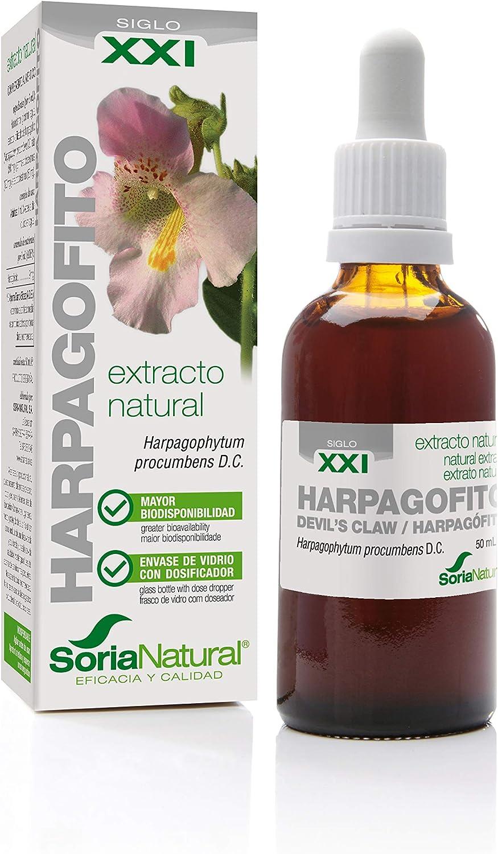 Soria Natural Extracto Harpagofito XXI - 50 ml
