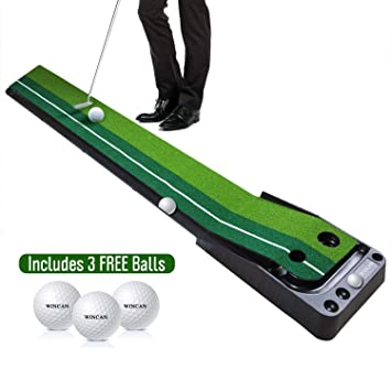 Image result for Wincan Golf Putting Mat