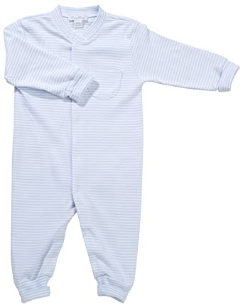 9be35cb1466 Amazon.com  Kissy Kissy Baby Stripes Playsuit  Infant And Toddler ...