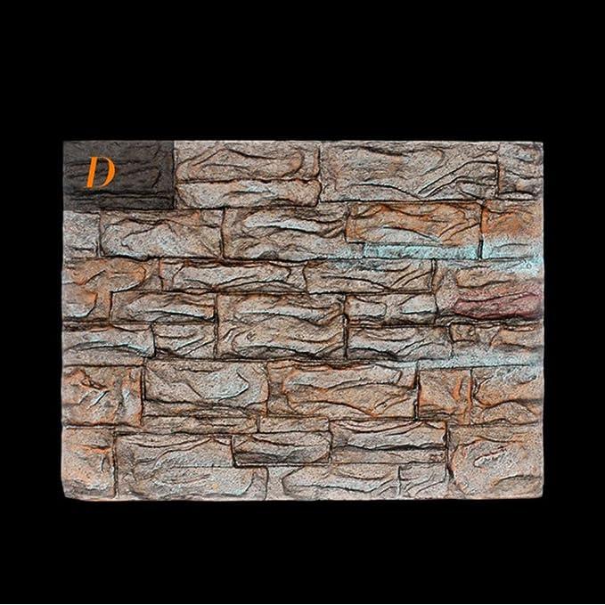 Indexp Pegatinas de fondo de espuma 3D para acuario, diseño ...