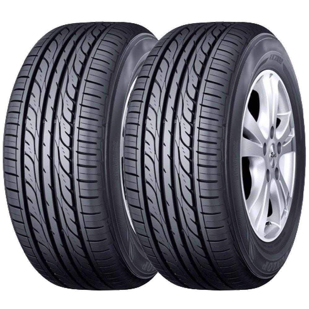 ダンロップ(DUNLOP) 2本セット サマータイヤ EC202L 145/80R13 75S 311793.0 B07CLS2W61