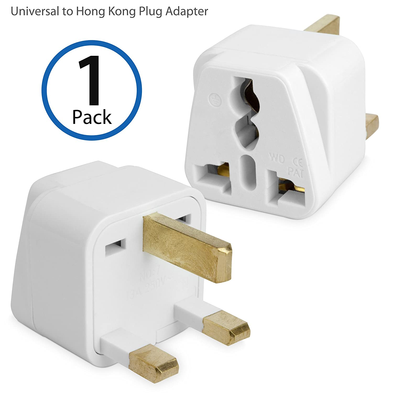 American/European to Australian/New Zealand Outlet Plug Adapter BoxWave Corporation bw-40-0-0