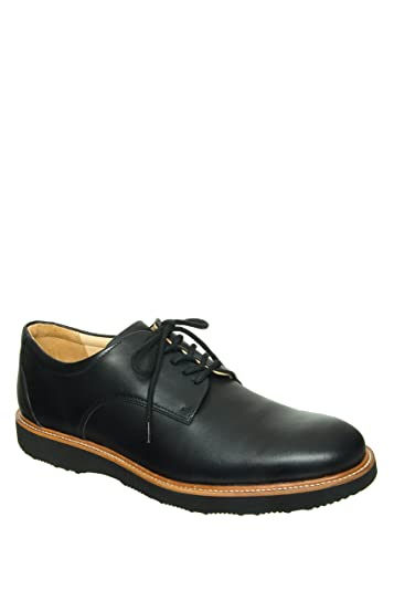 62de11a784f Samuel Hubbard Mens Founder Black Oxford - 7 M
