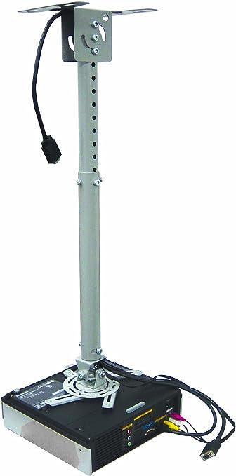 ABtUS Soporte de Techo proyector Universal – 42 – 86 cm, Color ...