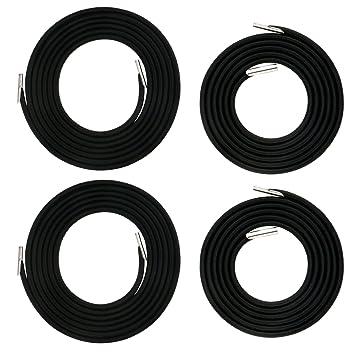 GiBot reclinable Silla reemplazo de Cable - Cero Gravedad Estilo Silla reemplazo elástico Cordones Cables Cables de reparación para RSX y RSX XL ...