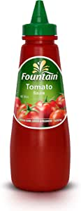 Fountain Tomato Sauce Squeeze, 500ml