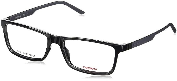 Amazon.com: Carrera 8818 Eyeglass Frames CA8818-0F3I-5317 - Black ...