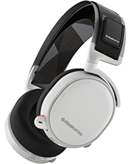 SteelSeries Arctis 7 Lag-Free Wireless Gaming Headset with DTS Headphone:X 7.1 Surround