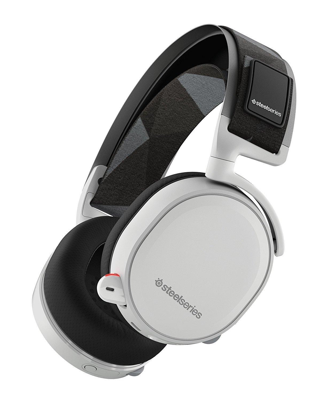 SteelSeries Arctis 7 Wireless Gaming Headset with DTS Headphone X 7.1 PS 4 サラウンドワイヤレスゲーミングヘッドセット [並行輸入品] B01MFFNKMI