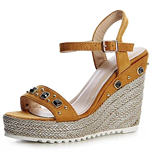 2f78f6b9aaa topschuhe24 824 Mujer Sandalias  Amazon.es  Zapatos y complementos