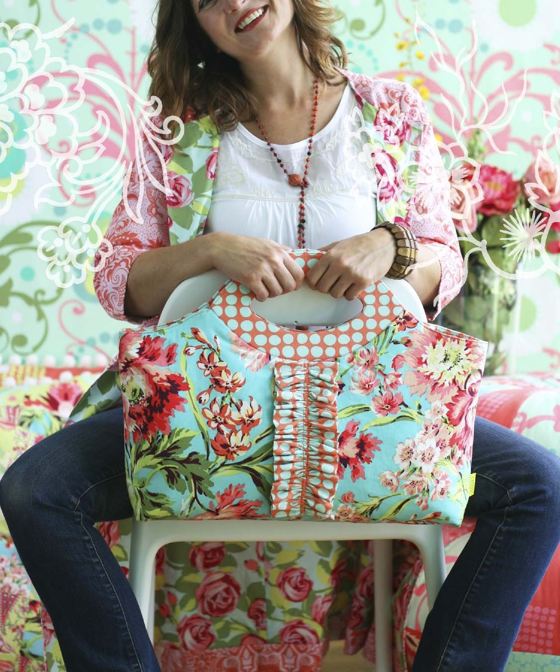 Amy Butler\'s Style Stitches: 12 Easy Ways to 26 Wonderful Bags ...