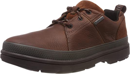 TALLA 41.5 EU. Clarks Rushwaylacegtx, Zapatos de Cordones Derby para Hombre