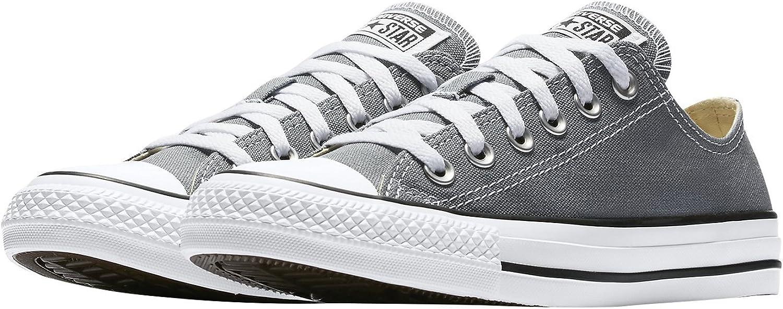 Converse Herren Chck Taylor All Star Ox Sneaker Grey Fresco
