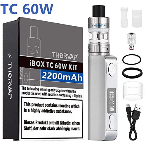 THORVAP iBOX TC 60W KIT – La Nostra Raccomandazione