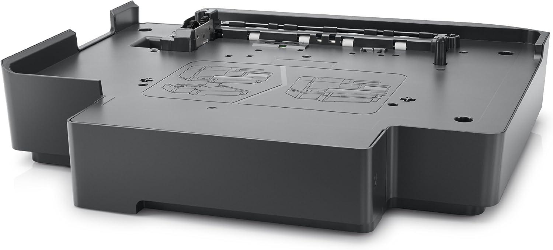 HP Officejet Pro - Bandeja de impresora, color negro: Amazon.es ...