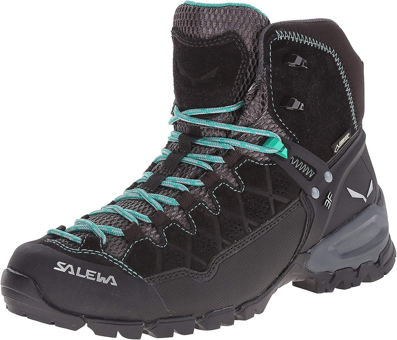 Salewa Women s Alp Trainer Mid GTX Alpine Trekking Boot