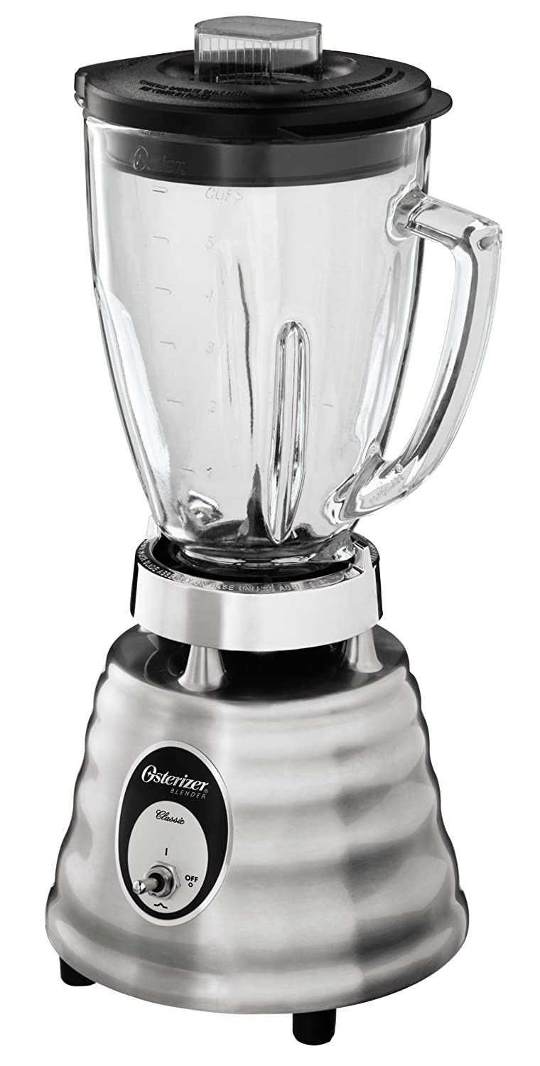 Oster 4096-009 Designer Series Beehive Blender,Chrome