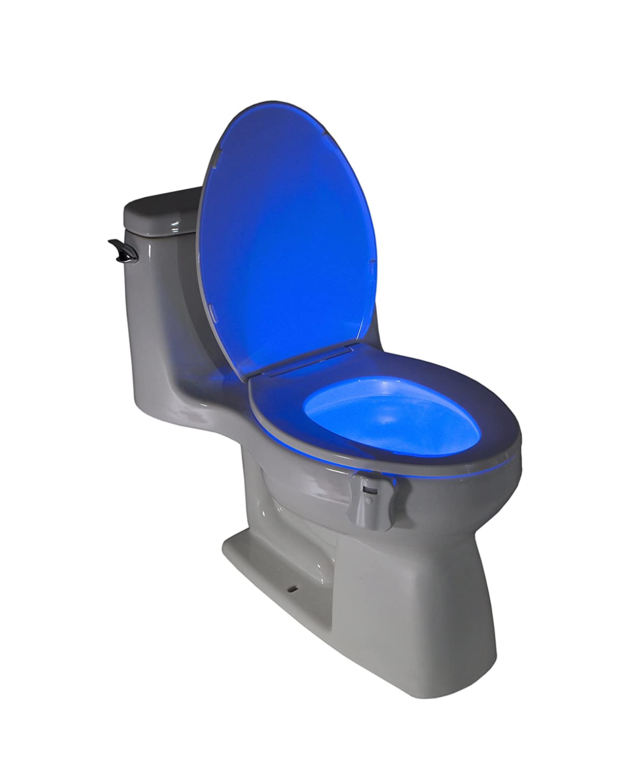 GlowBowl 54564 A-00452-01 Motion Activated Toilet Nightlight ...