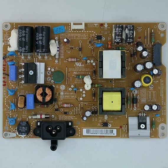 LG 32lb5800-ug fuente de alimentación/LED Junta eay63071804: Amazon.es: Electrónica
