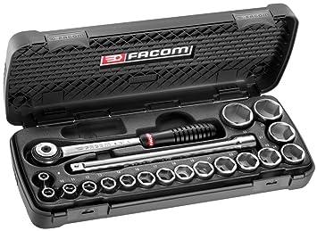 3fc4c79dbc3bf Facom S.161.6PG Coffret de serrage 1 2